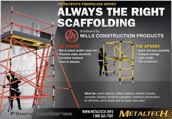 Mills Construction Products Inc